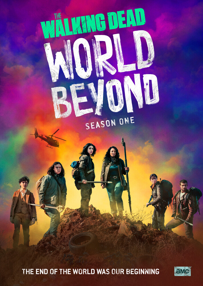 Walking Dead: The World Beyond/Season 01/DVD - Walking Dead: The World Beyond/Season 01/Dvd (3pc)