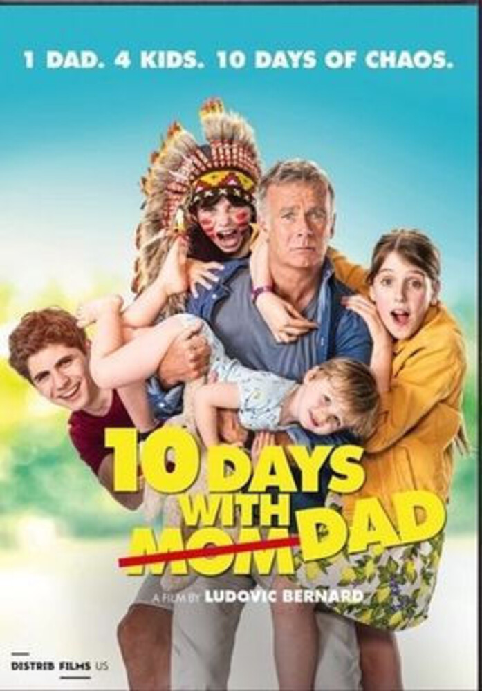 10 Days with Dad - 10 Days With Dad