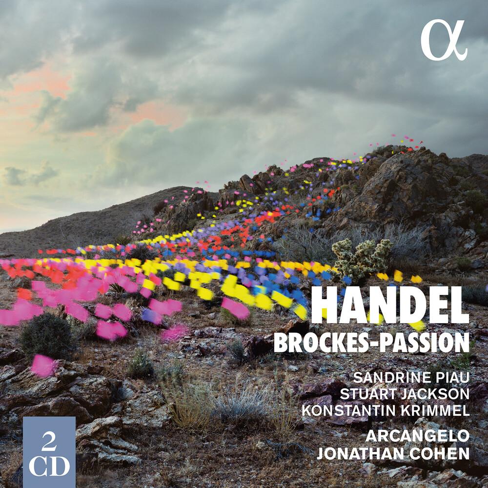 Handel / Piau / Cohen - Brockes Passion