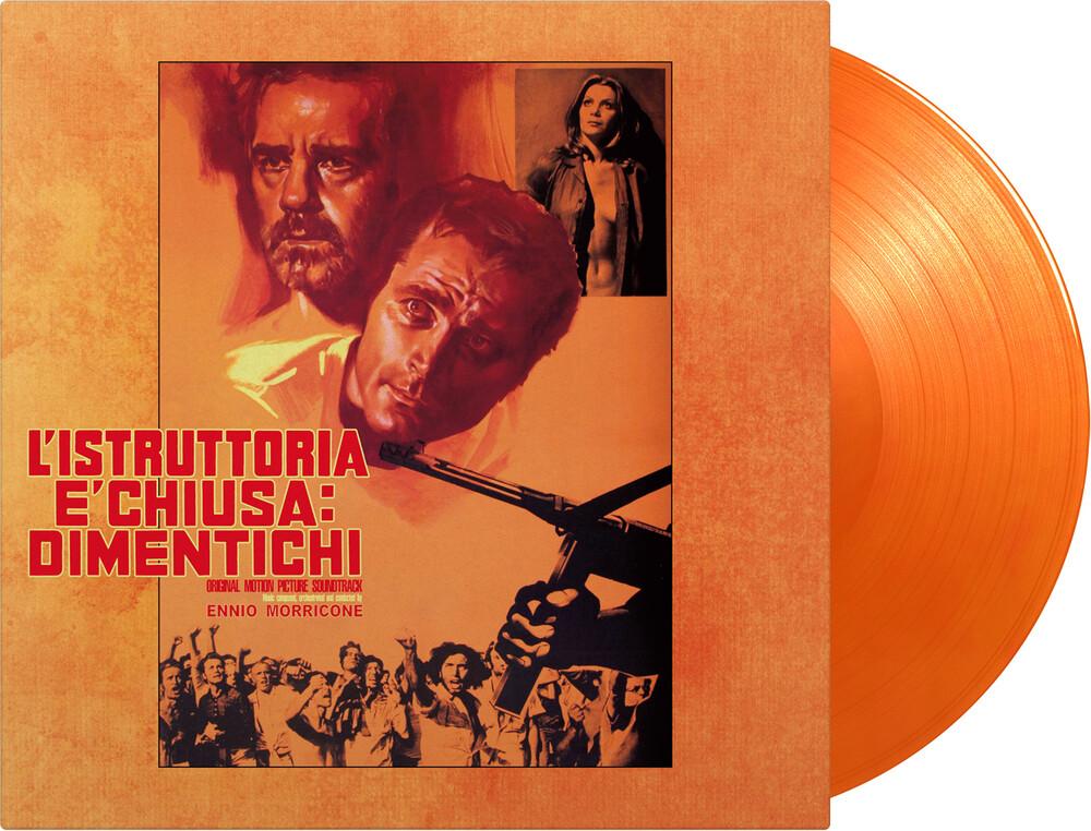 Ennio Morricone  (Ltd) (Ogv) (Org) - L'istruttoria E'chiusa Dimentichi / O.S.T. [Limited Edition]