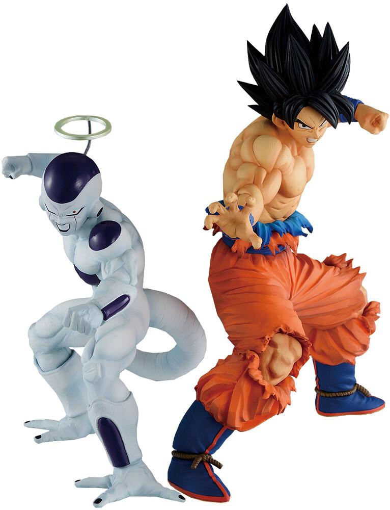 - Ichiban - Dragon Ball Son Goku and Frieza (vs Omnibus Z), BandaiIchibansho Figure