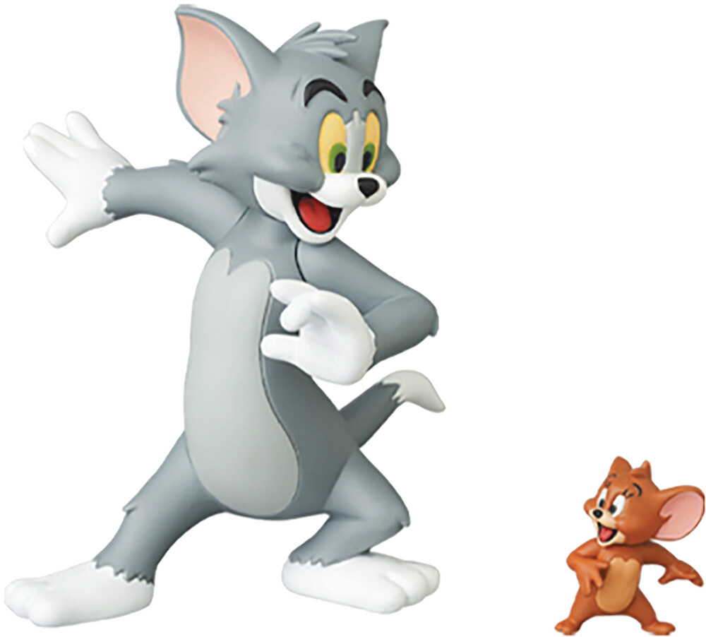 Medicom - Medicom - Tom And Jerry UDF Series Tom & Jerry Figure