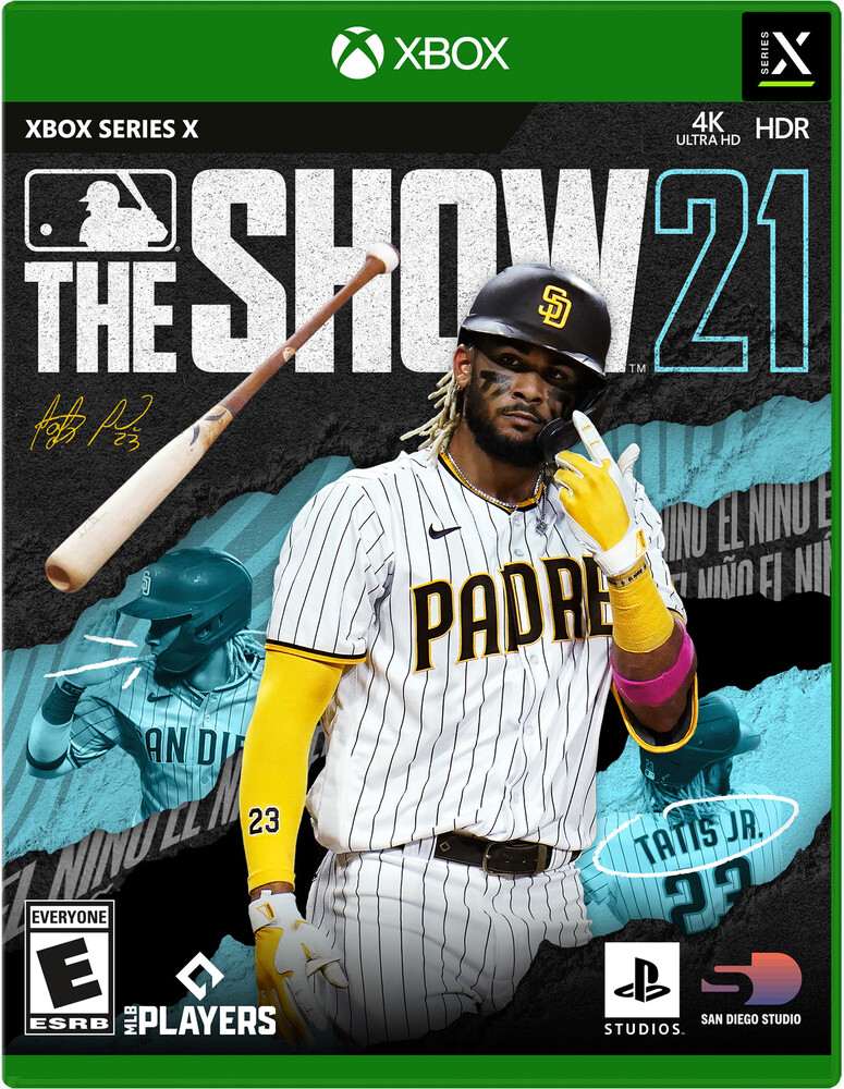 Xbx MLB the Show 21 - MLB The Show 21 for Xbox Series X