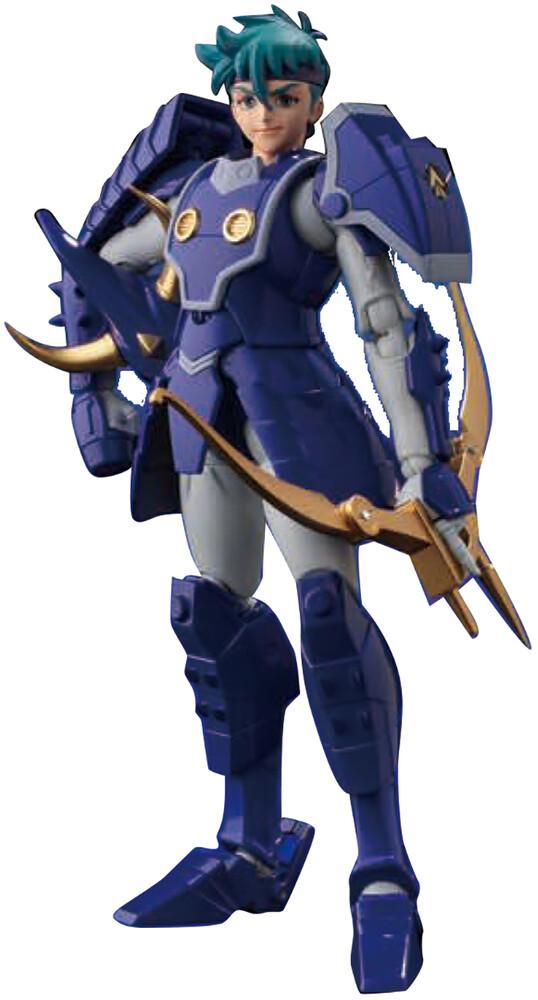 1000 Toys - 1000 Toys - Yoroiden Samurai Troopers Chodankado Rowen Of Strata PXAction Figure (Net)