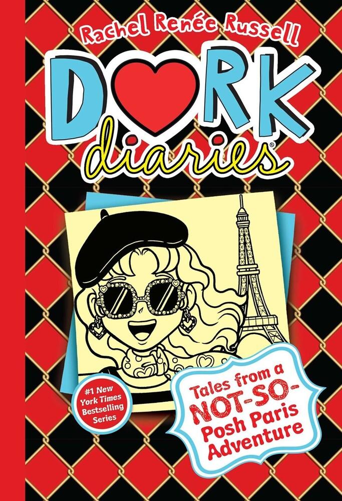 Russell, Rachel Renee - Dork Diaries 15: Tales from a Not-So-Posh Paris Adventure