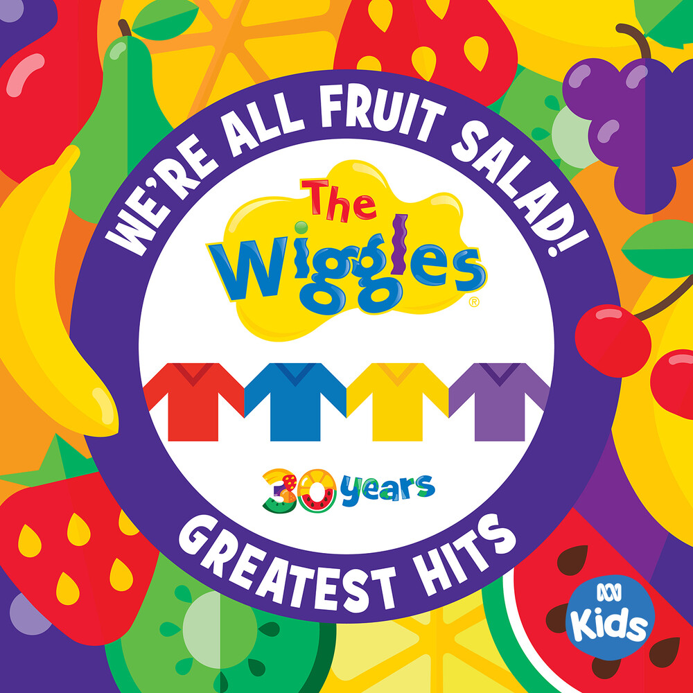 Wiggles - We're All Fruit Salad!: The Wiggles' Greatest Hits