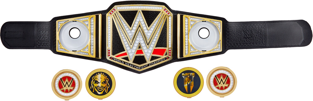 WWE - Mattel Collectible - WWE Deluxe Championship Title