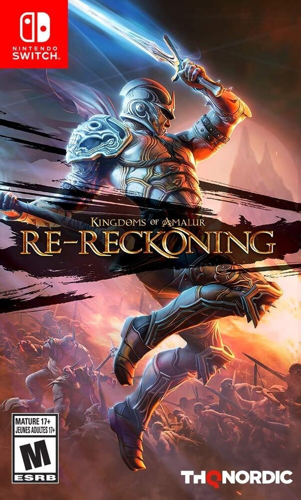 Swi Kingdoms of Amalur Re-Reckoning - Kingdoms of Amalur Re-Reckoning for Nintendo Switch