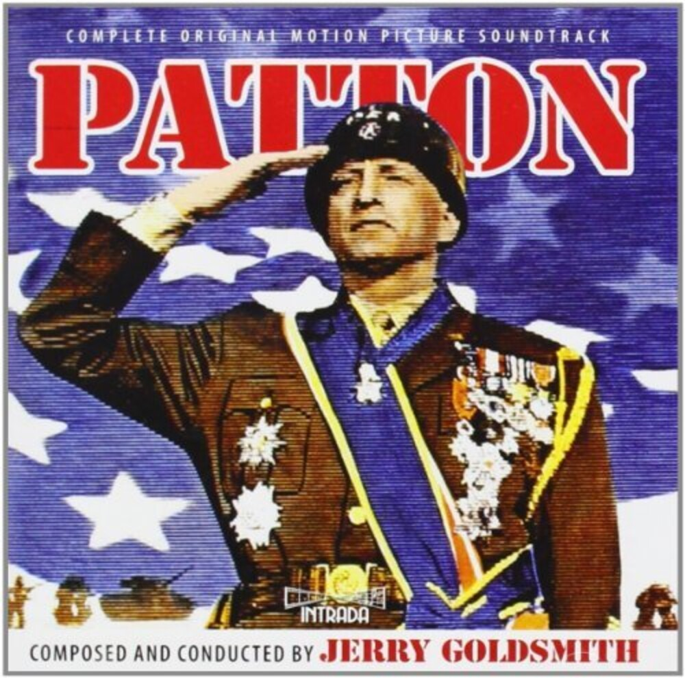 Jerry Goldsmith  (Ita) - Patton (Complete Original Motion Picture Soundtrack)