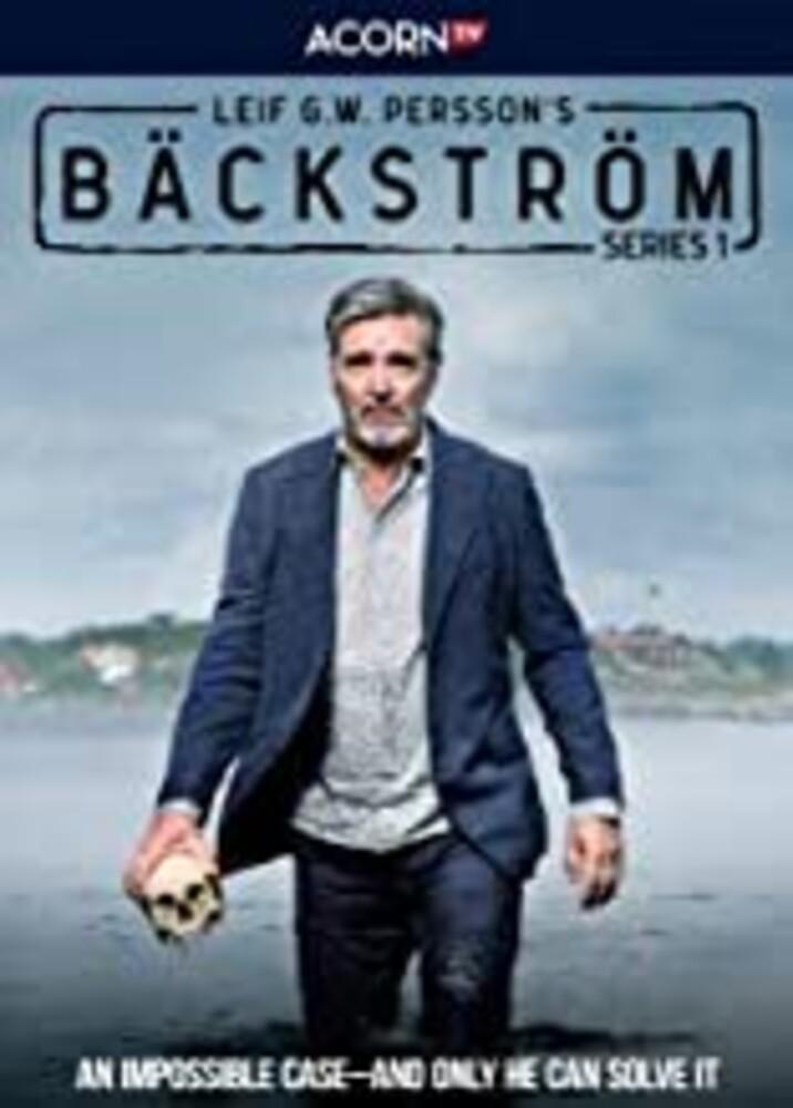Pekka Strang - Backstrom Series 1 (Backstrom) Dvd (2pc) / (2pk)