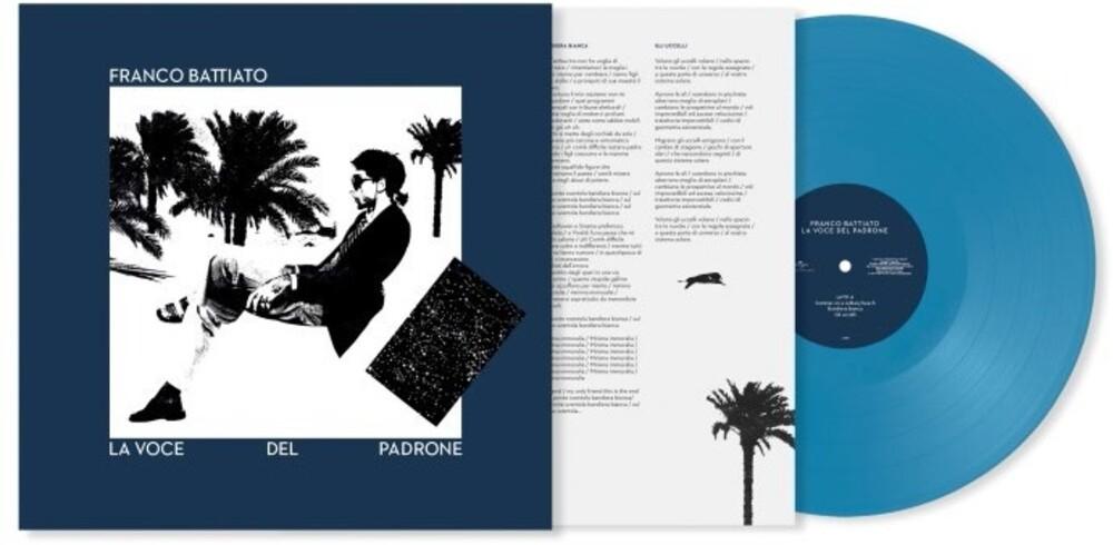 Franco Battiato - La Voce Del Padrone: 40 Anniversario [Colored Vinyl] (Ita)