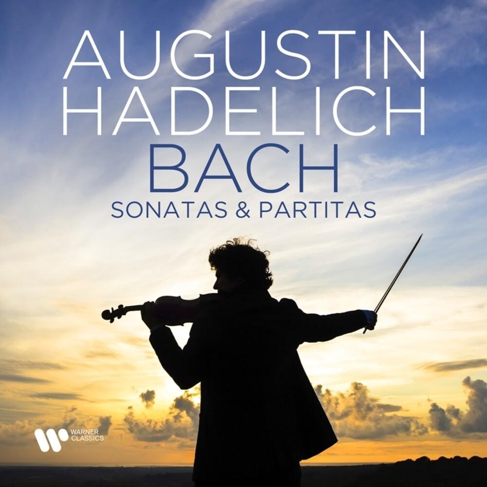Augustin Hadelich - Bach - Sonatas & Partitas [Digipak]