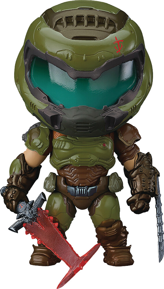 - Doom Eternal Doom Slayer Nendoroid Af (Afig)