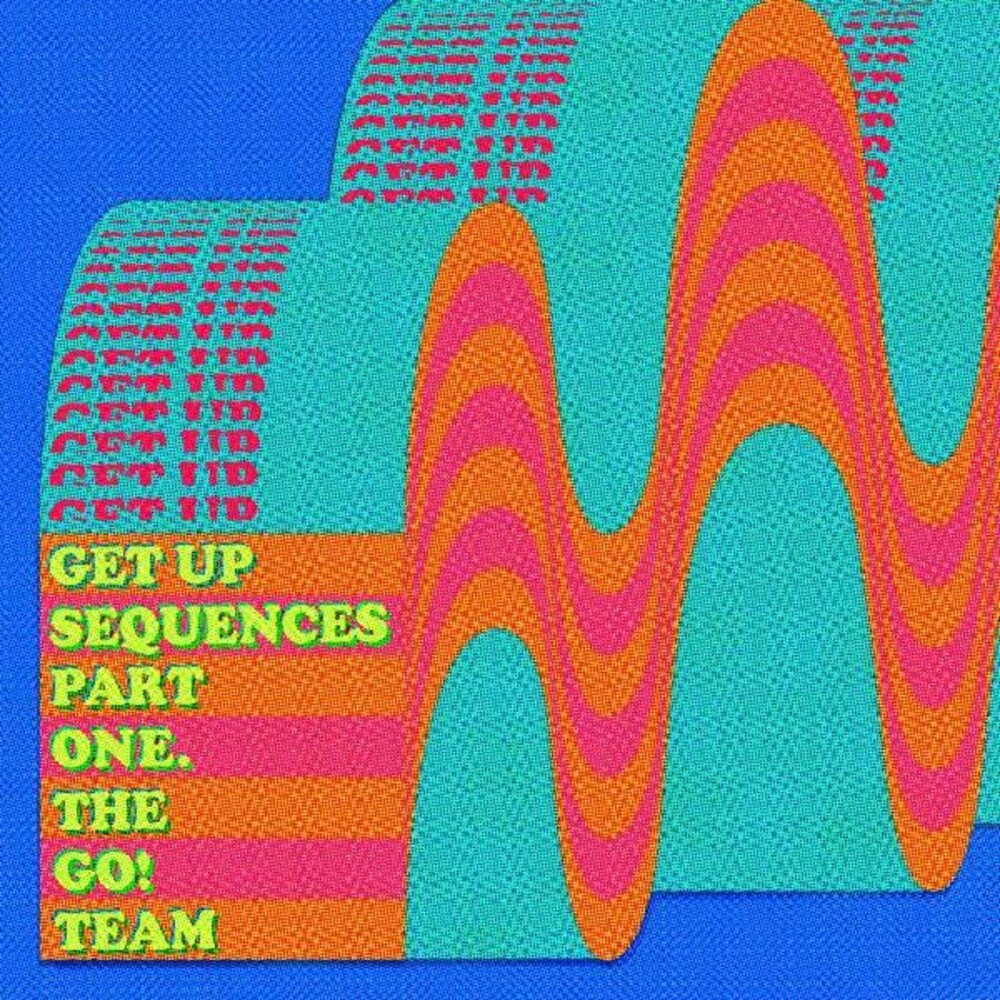 Go Team - Get Up Sequences Part One [Colored Vinyl] [Limited Edition] (Trq) [Indie Exclusive]