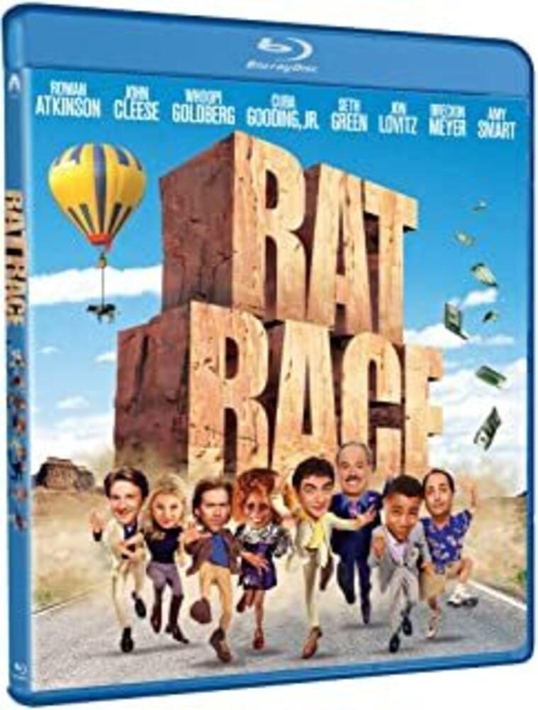 - Rat Race / (Ac3 Amar Dol Dts Dub Sub Ws)