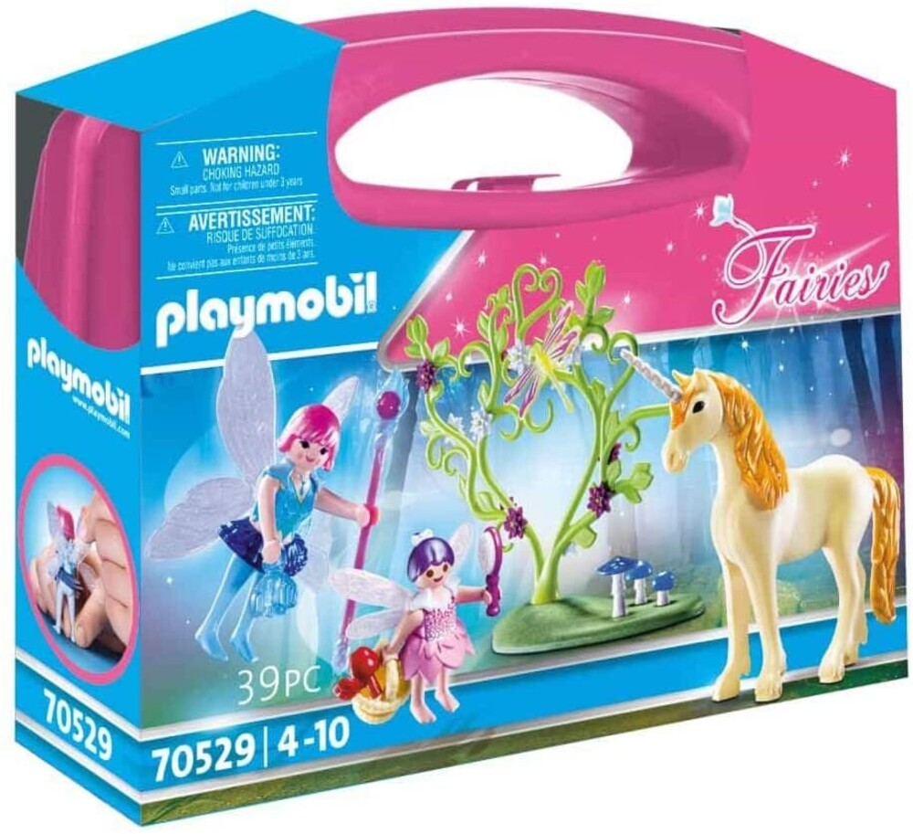 - Princess Fairy Unicorn Carry Case (Fig)