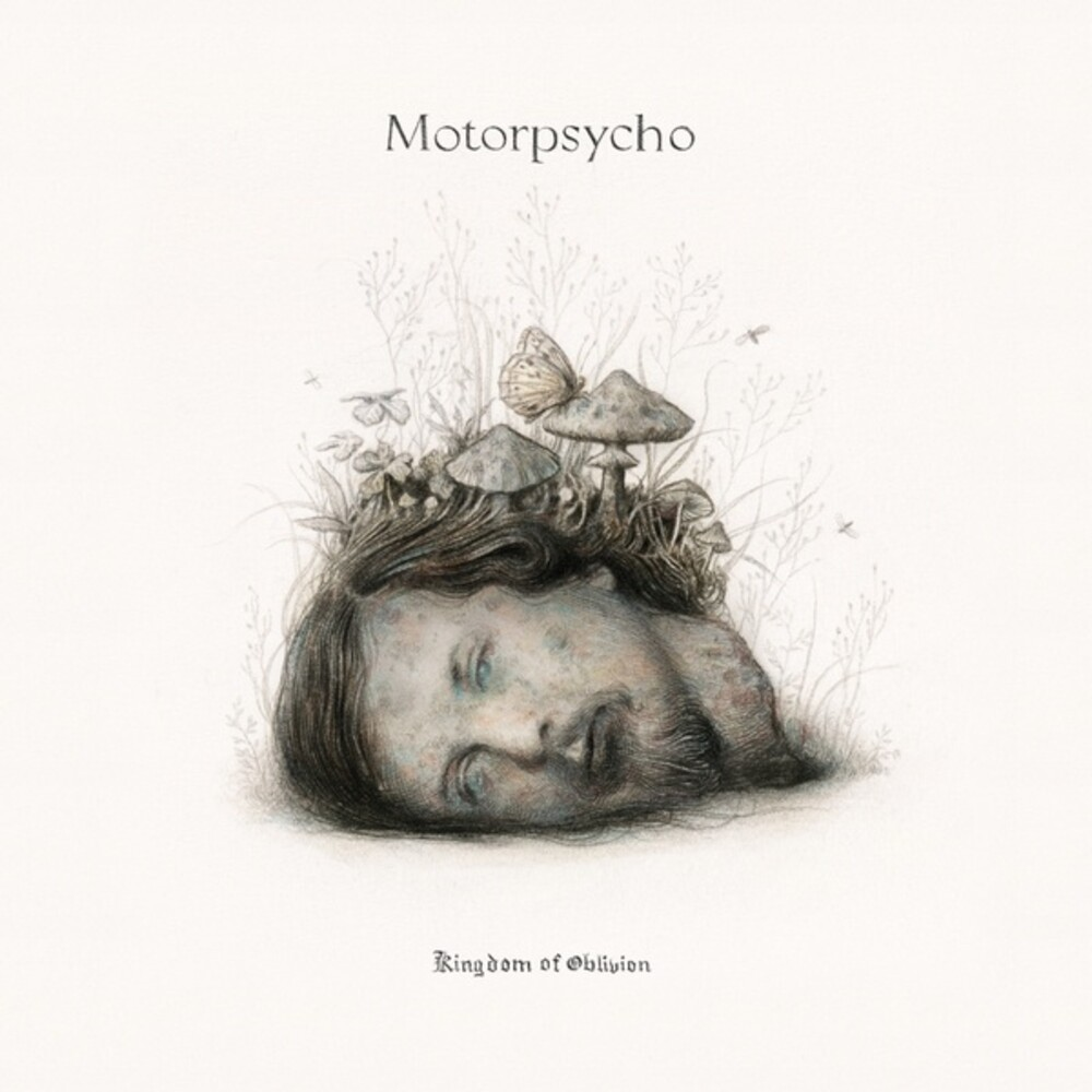 Motorpsycho - Kingdom Of Oblivion [Clear Vinyl]