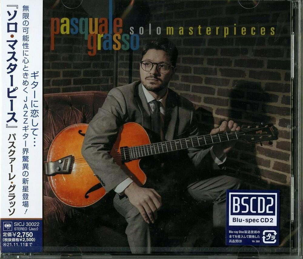 Pasquale Grasso - Solo Masterpieces (Blus) (Jpn)