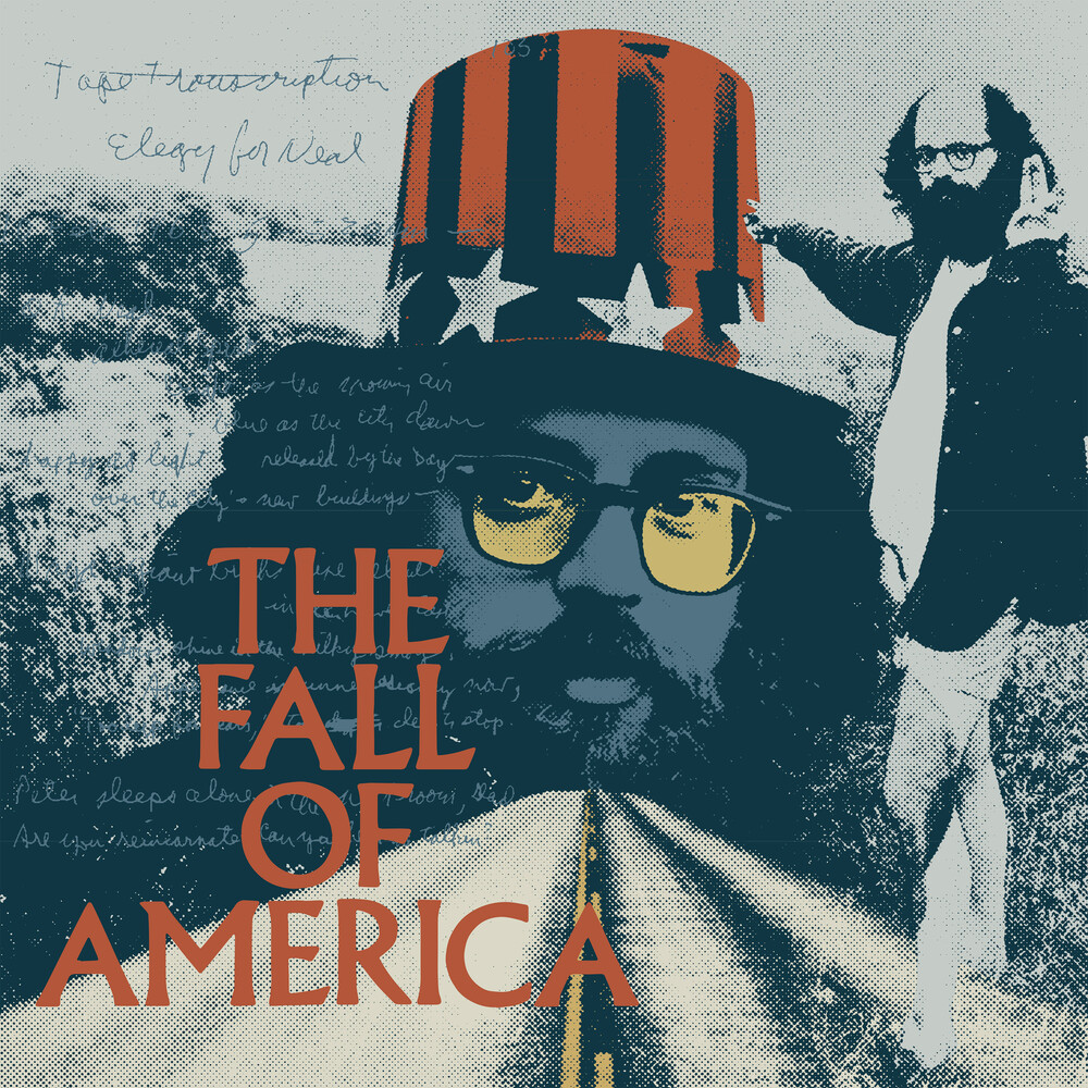 Allen Ginsberg's The Fall Of America: 50th Anniv. - Allen Ginsberg's The Fall Of America: 50th Anniv.