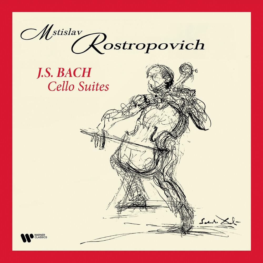 - Bach: The Cello Suites