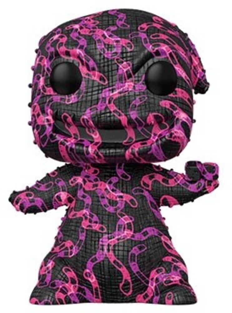 - Nightmare Before Christmas- Oogie (Artist's Series