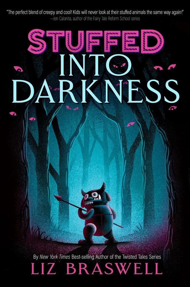 Liz Braswell - Into Darkness (Hcvr) (Ser)