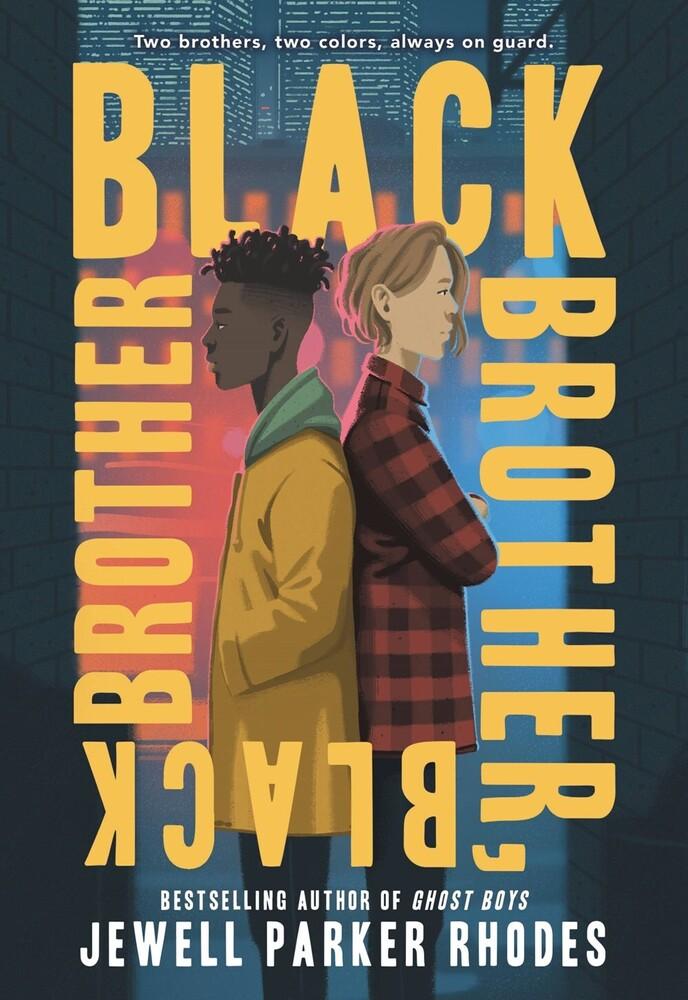 Jewell Rhodes  Parker - Black Brother Black Brother (Ppbk)