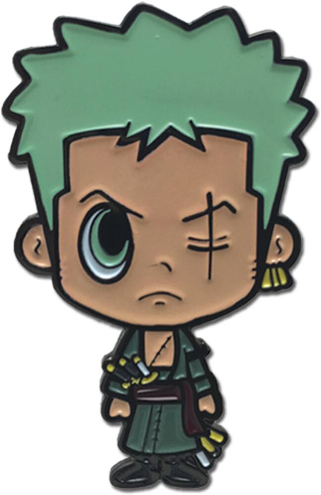 One Piece G-Friends Zoro Enamel Pin - One Piece G-Friends Zoro Enamel Pin (Clcb) (Mult)