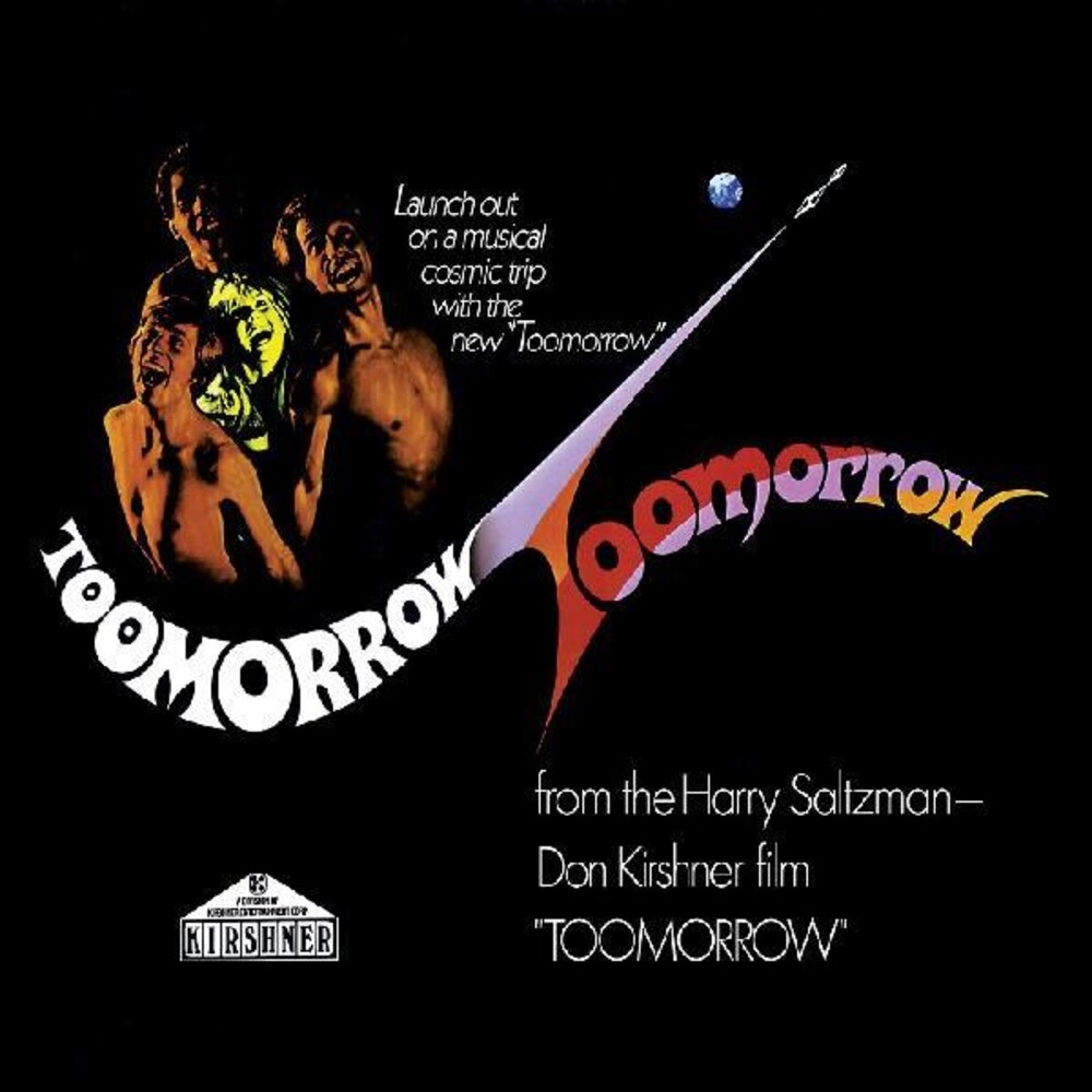 - From The Harry Saltzman-don Kirshner Film - Tomorrow (Original Soundtrack Album)