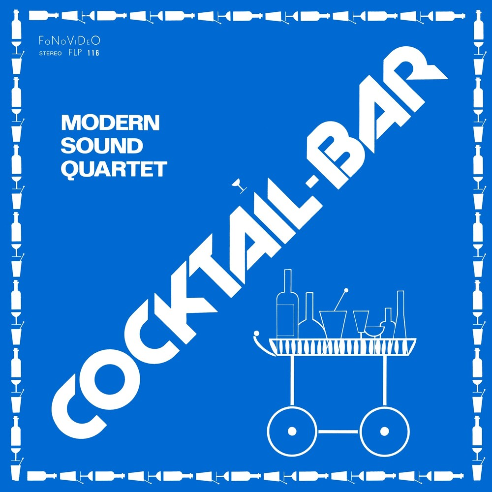 Modern Sound Quartet - Cocktail Bar