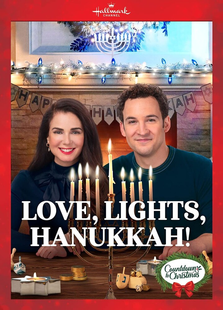Love, Lights, Hanukkah! - Love, Lights, Hanukkah!