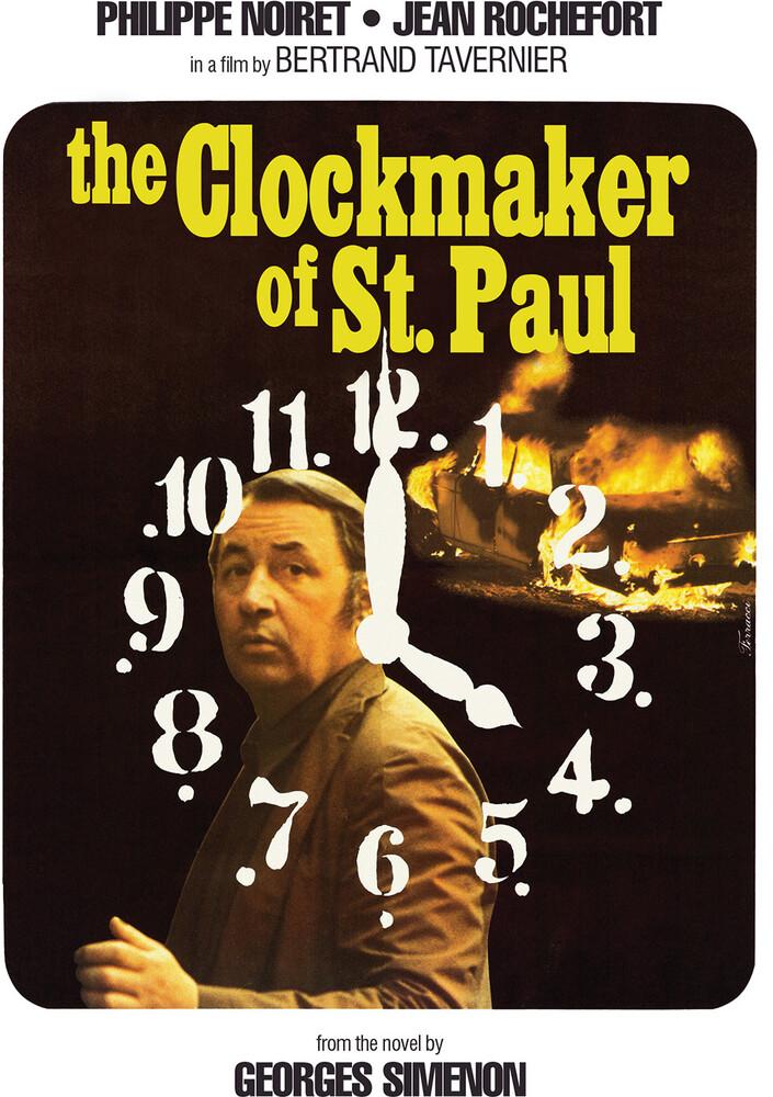 Clockmaker of st Paul (1974) - The Clockmaker of st Paul
