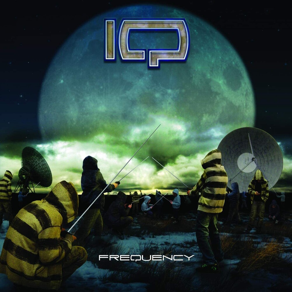 Iq - Frequency [Colored Vinyl] (Grn) (Uk)