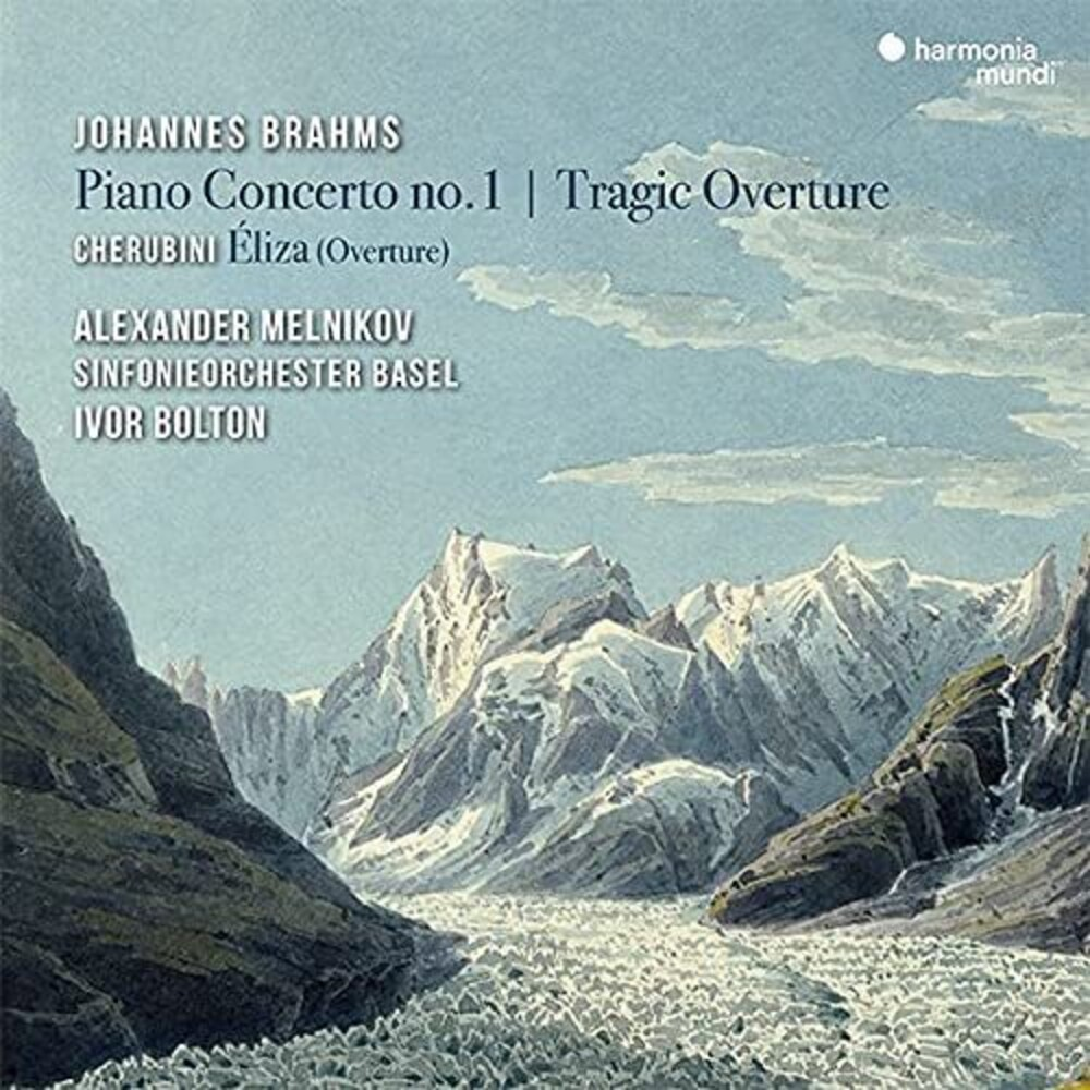 Alexander Melnikov  / Basel,Sinfonieorchester - Brahms: Piano Concerto No.1