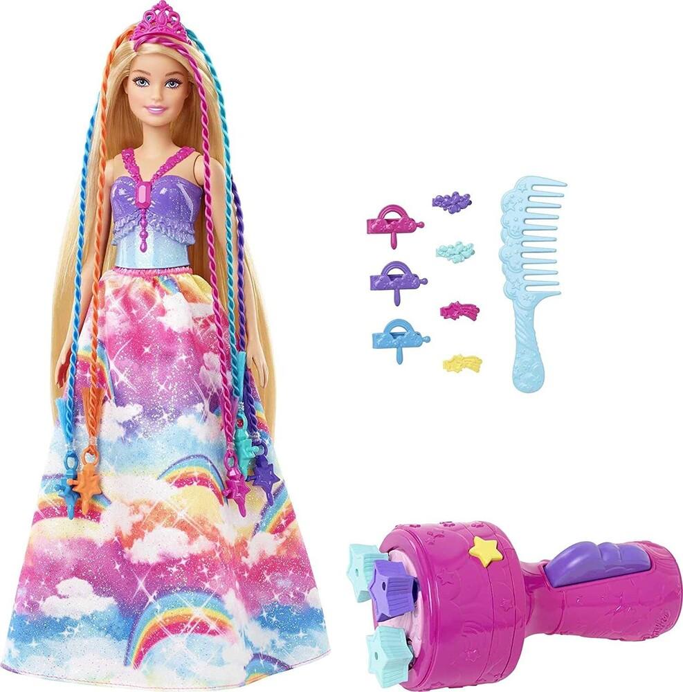 - Barbie Feature Hair Princess (Papd)