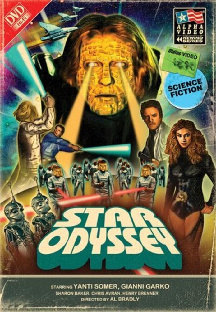 Chris Avran - Star Odyssey / (Mod)
