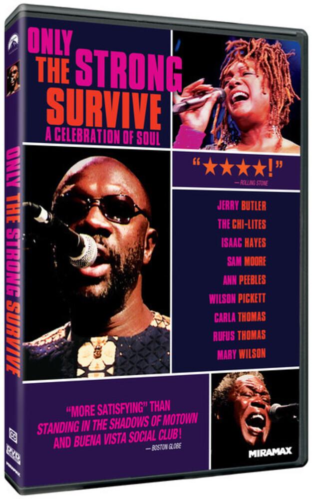 Only the Strong Survive - Only The Strong Survive / (Mod Ac3 Dol)