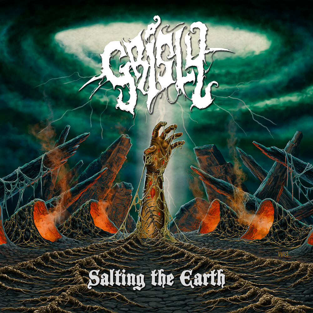 Grisly - Salting The Earth
