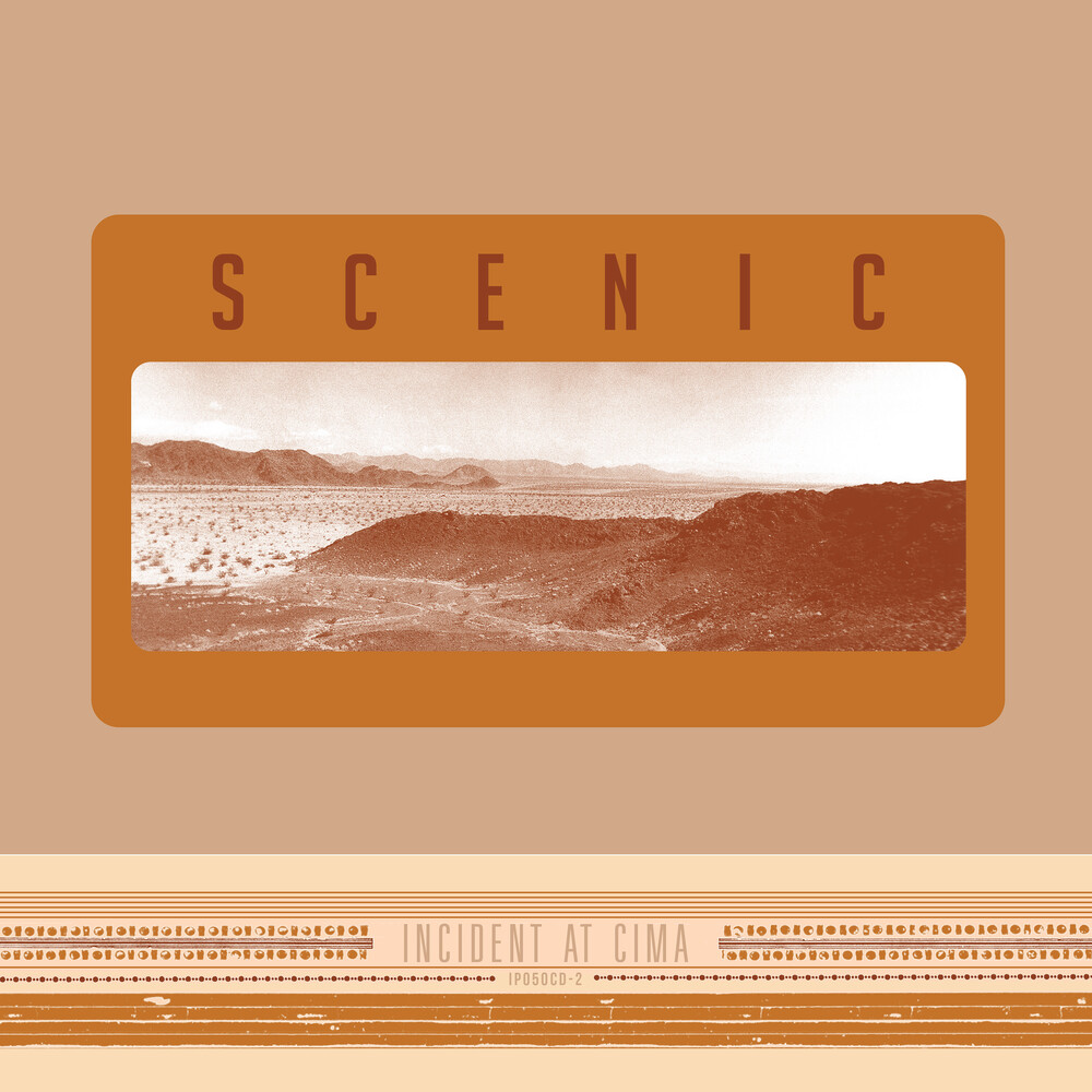 Scenic - Incident At Cima (Expanded) (Bonus Cd) [Limited Edition]