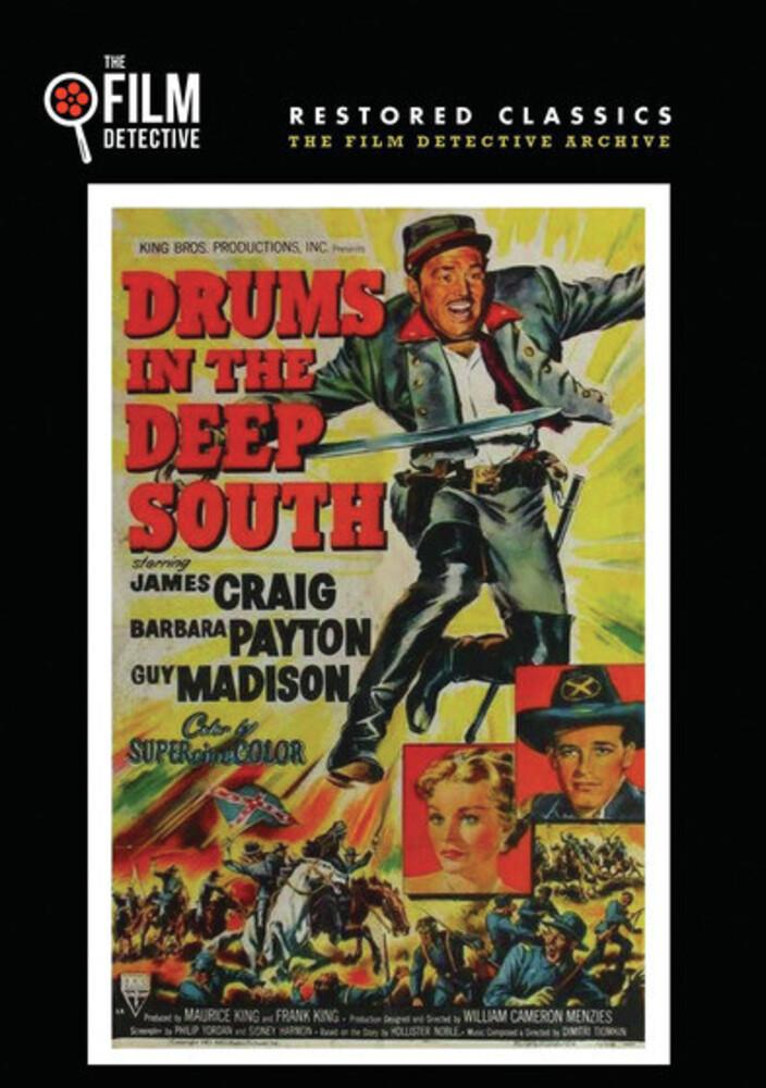 Drums in the Deep South - Drums In The Deep South / (Mod Rstr)