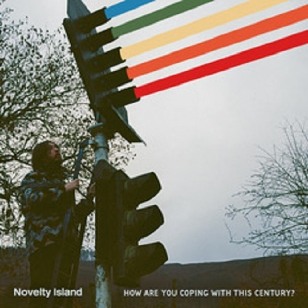 Novelty Island - How Are You Coping With This Century? [Digipak]