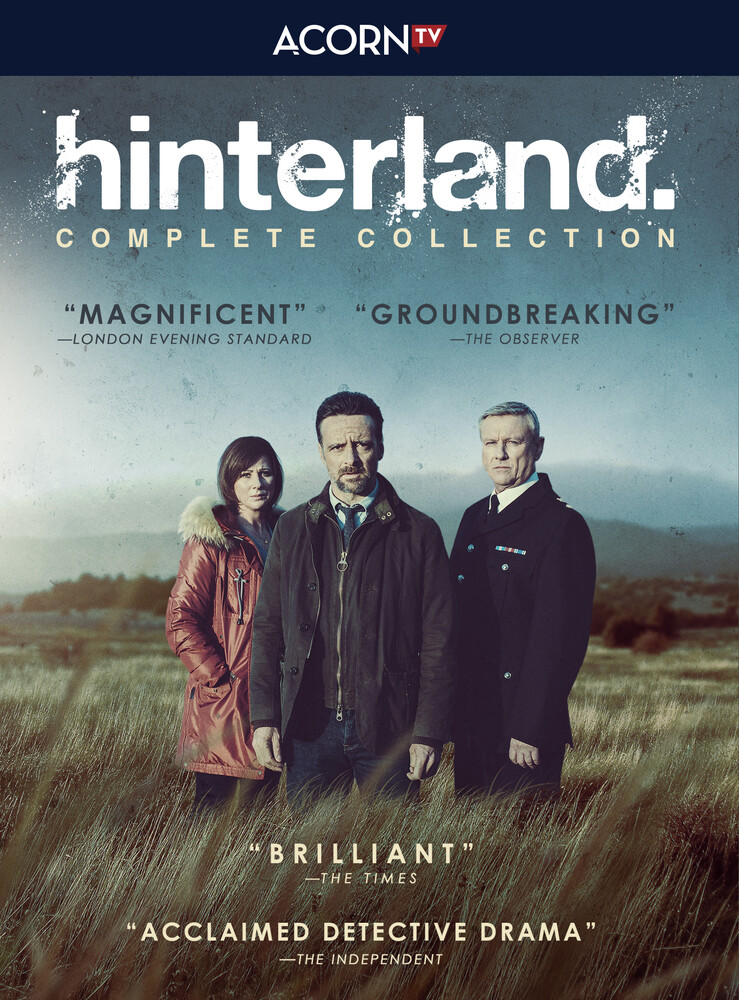 Hinterland: The Complete Series - Hinterland: The Complete Series (7pc) / (Box)