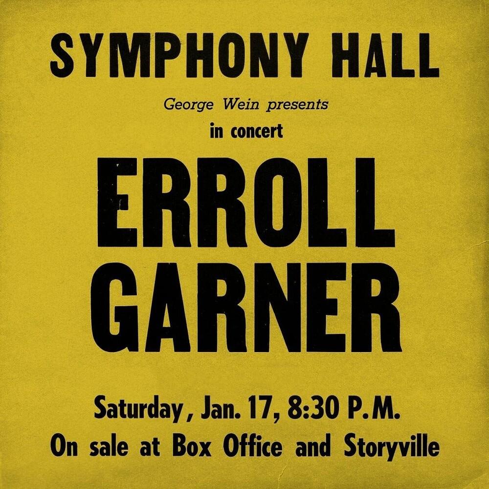 Erroll Garner - Symphony Hall Concert