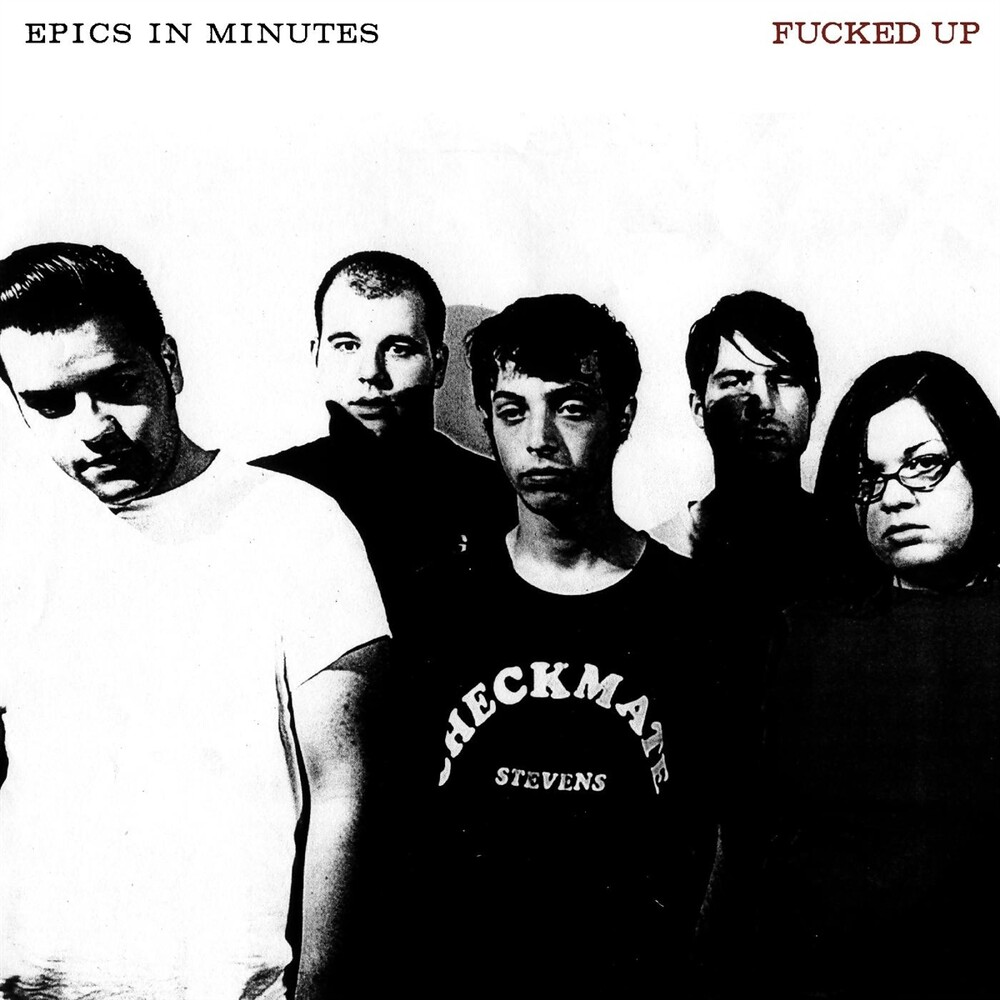 Fucked Up - Epics In Minutes [LP]