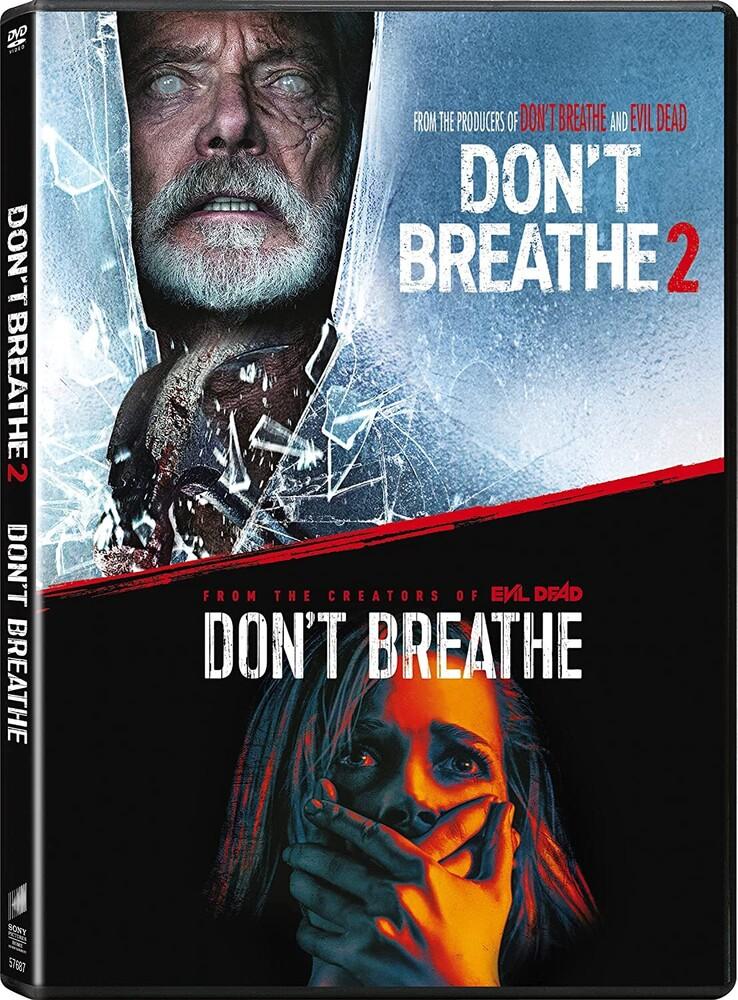 Don't Breathe / Don't Breathe 2 - Don't Breathe/Don't Breathe 2
