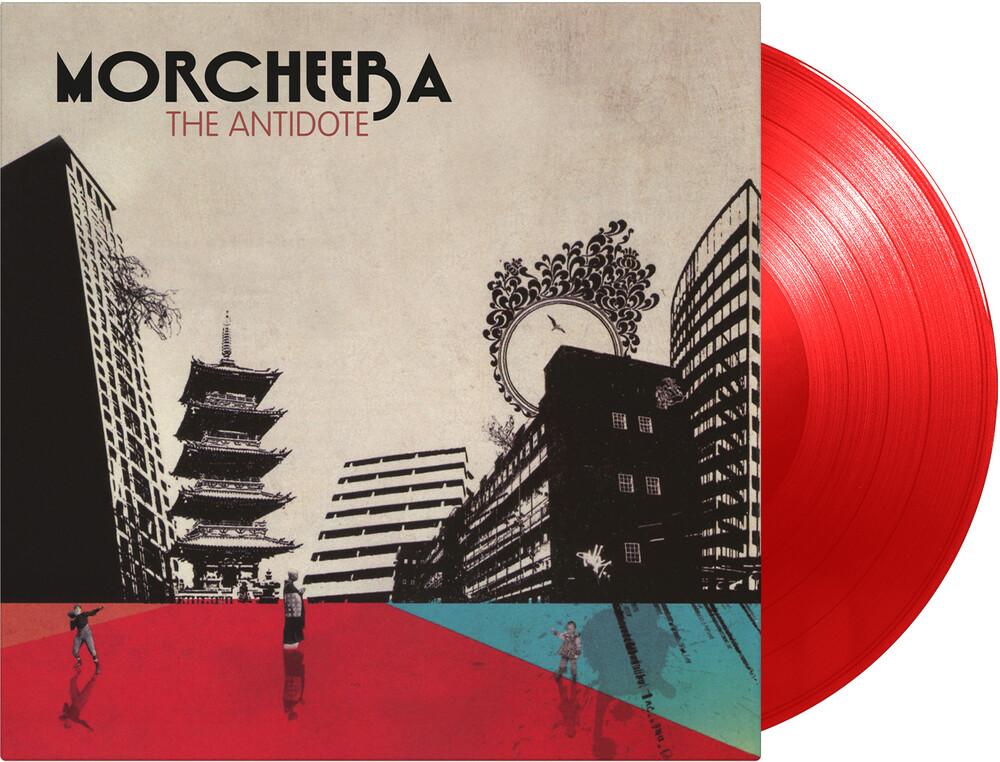 Morcheeba - Antidote [Limited 180-Gram Translucent Red Colored Vinyl]
