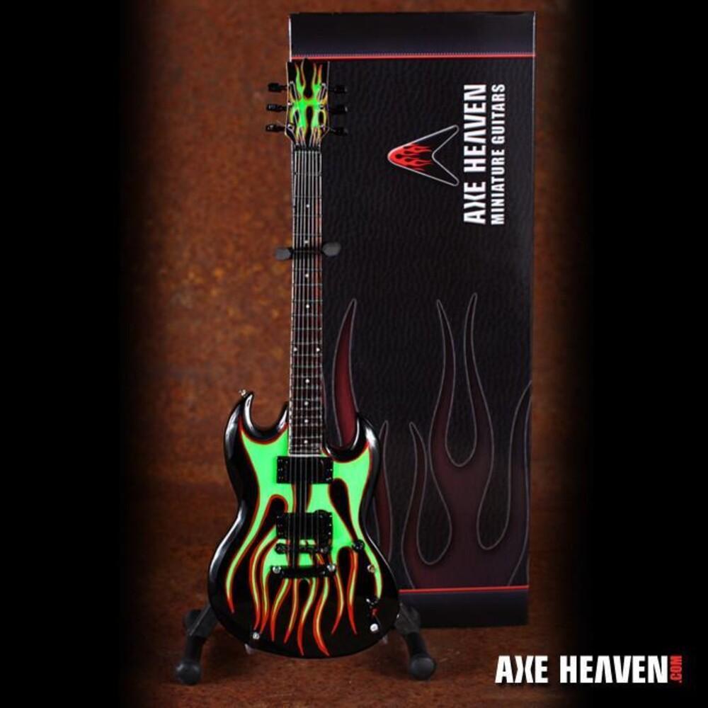 James Hetfield Metallica Viper Grynch Mini Guitar - James Hetfield Metallica Viper Grynch Mini Guitar