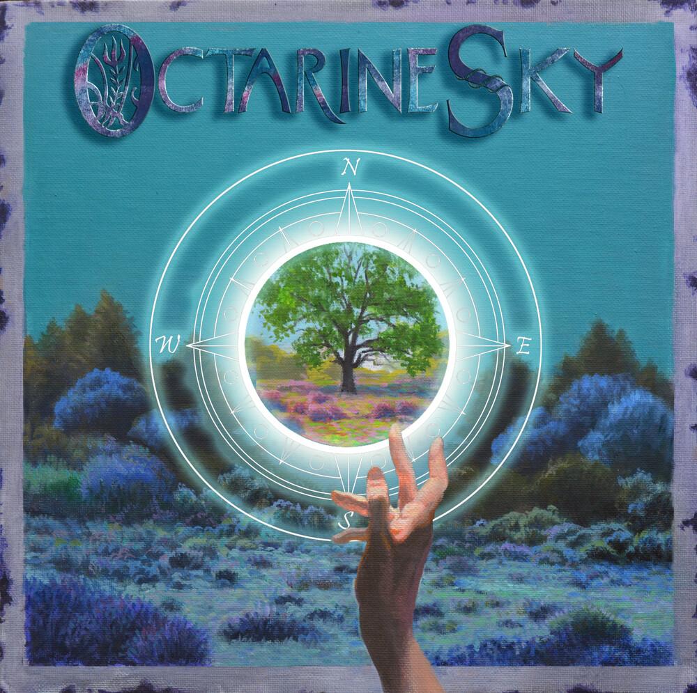 Octarine Sky - Close To Nearby [Digipak]
