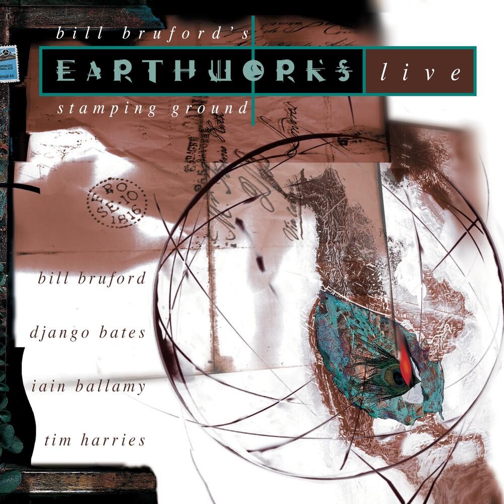 Bill Bruford  / Earthworks - Stamping Ground (Uk)