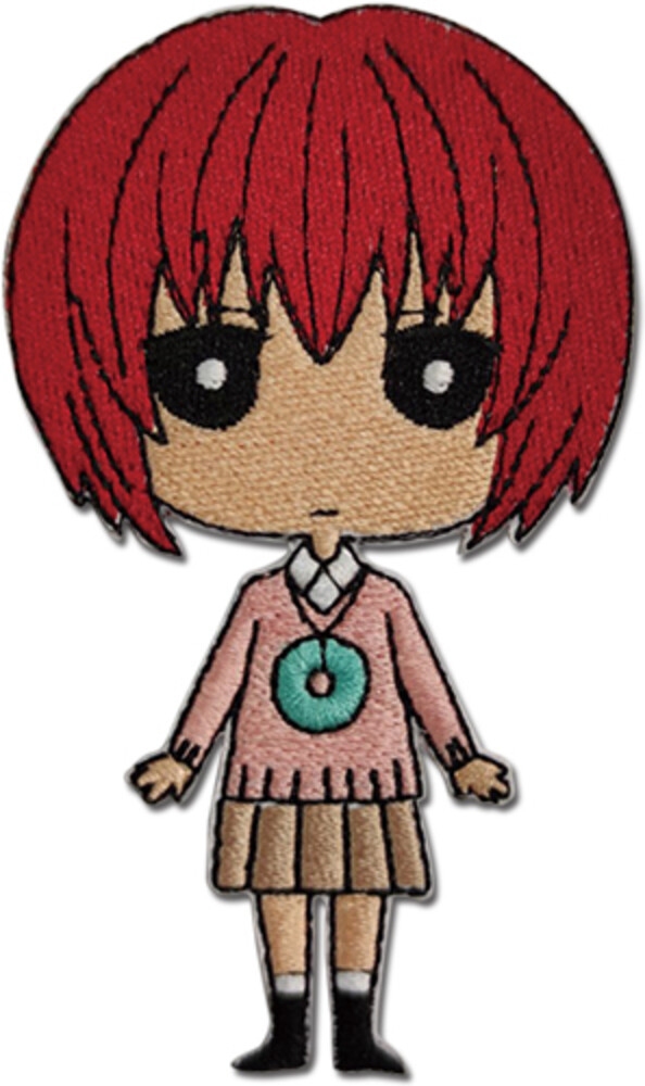 Ancient Magus Bride Chise Hatori 3.5 Inch Patch - Ancient Magus Bride Chise Hatori 3.5 Inch Patch